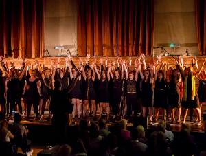 city academy choirs