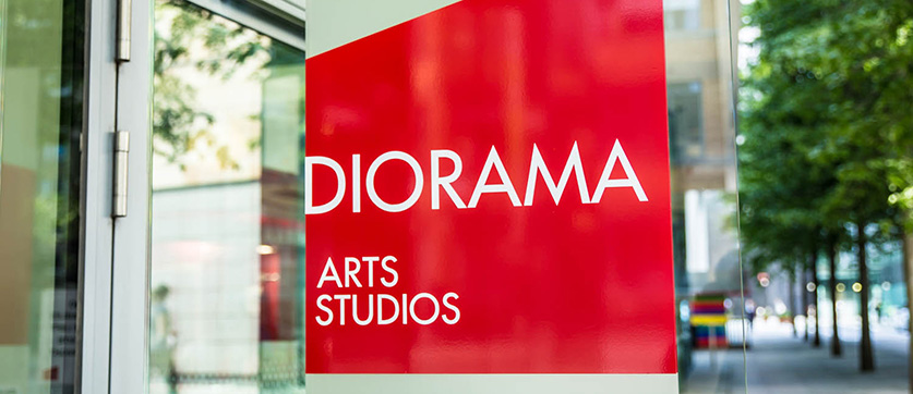 Diorama Arts Studios, Euston