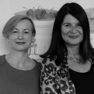 Image of Francine Lawrence and Susi Hoyle
