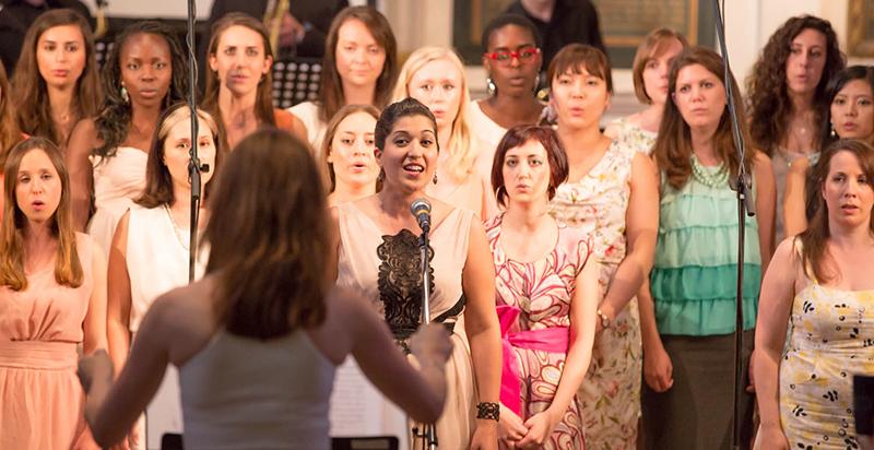 songbirds choir