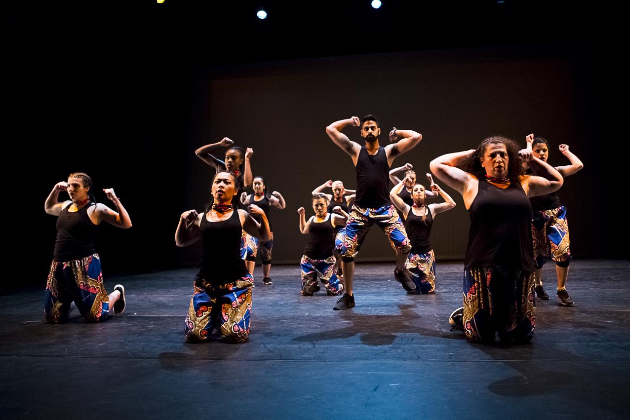 City Academy Spring Dance Showcase 2016