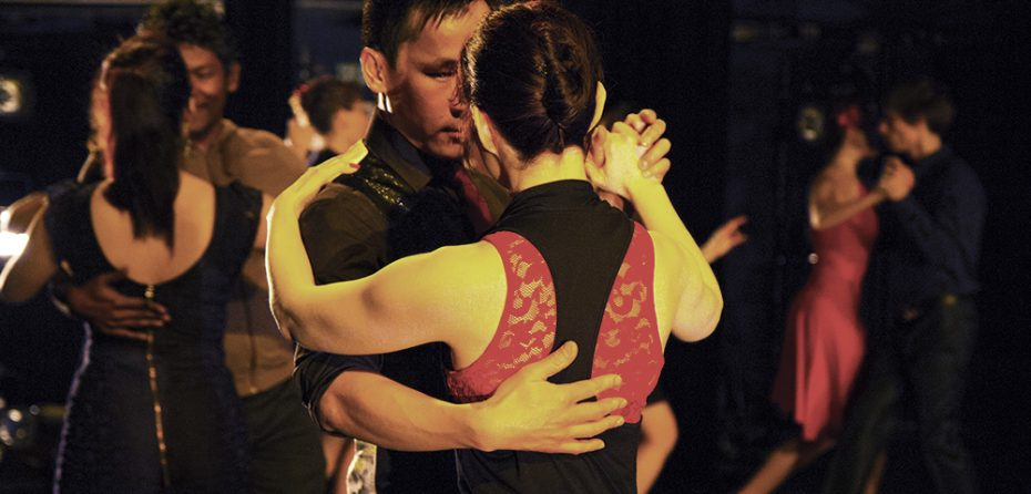 tango workshops london