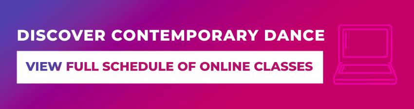 online contemporary dance classes
