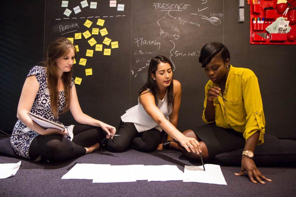 city academy assertiveness training - listening at a meeting