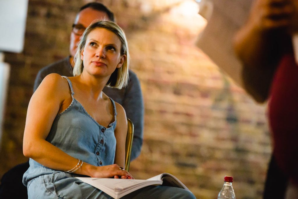 pippa o'brien city academy musical theatre teacher