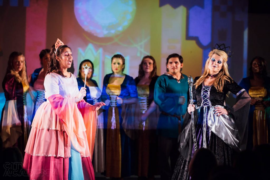 musical theatre and pantomime city academy