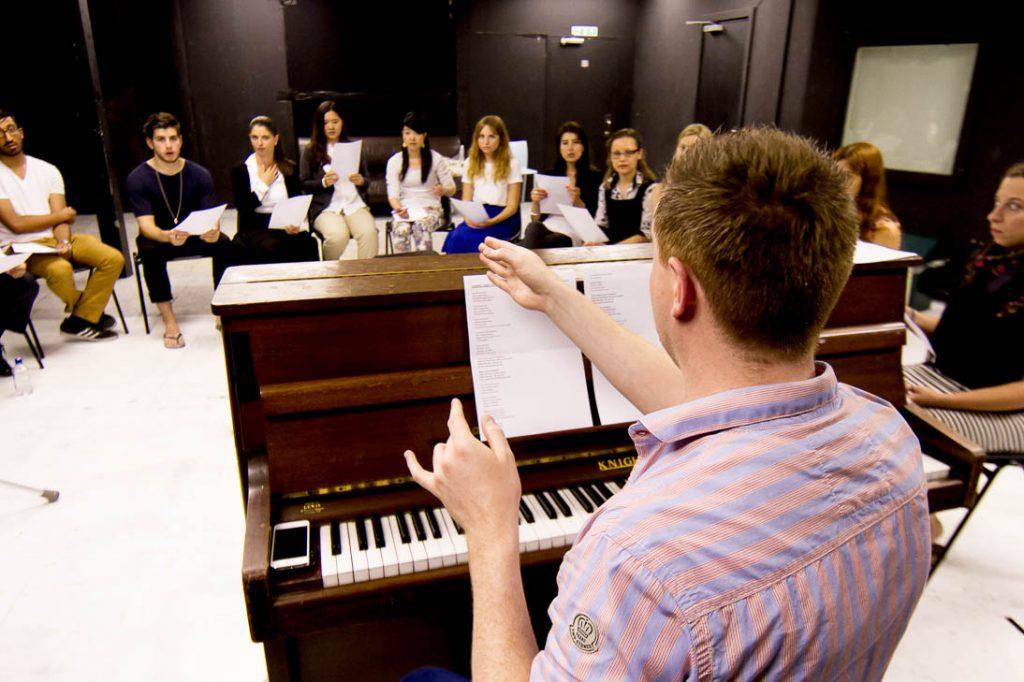 optimum singing speaking pitch tips