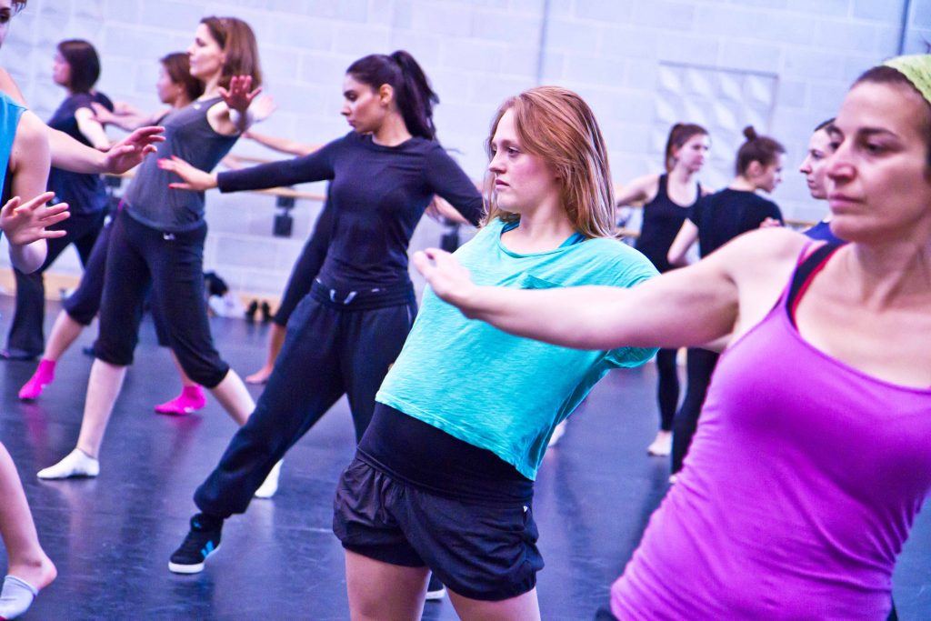 city academy jazz aerobics jazzexercise