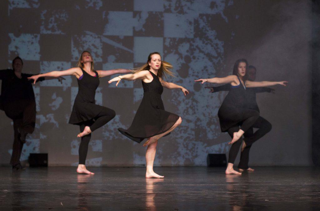 jazz dance company city academy