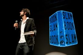 Storytelling with Book Slam