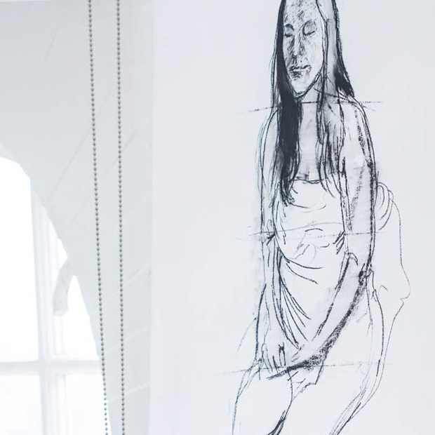 life drawing 1 city academy