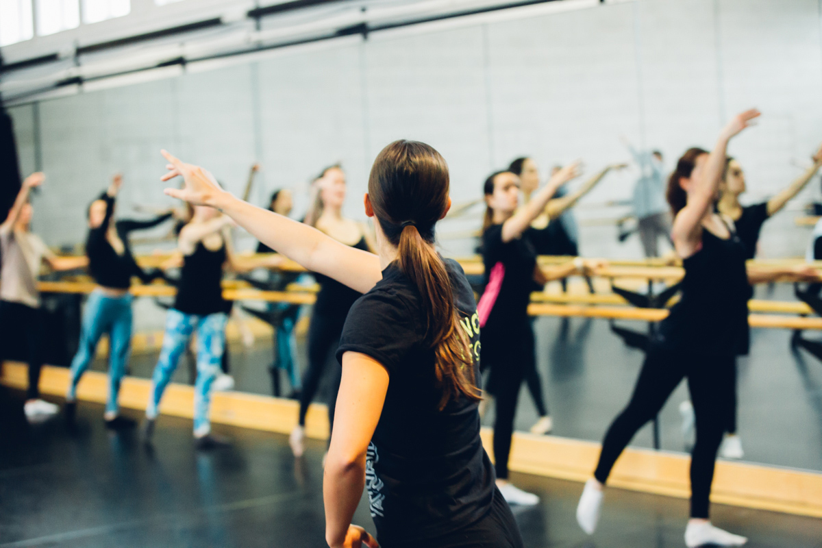City Academy Barre Fit Best for Flexibility