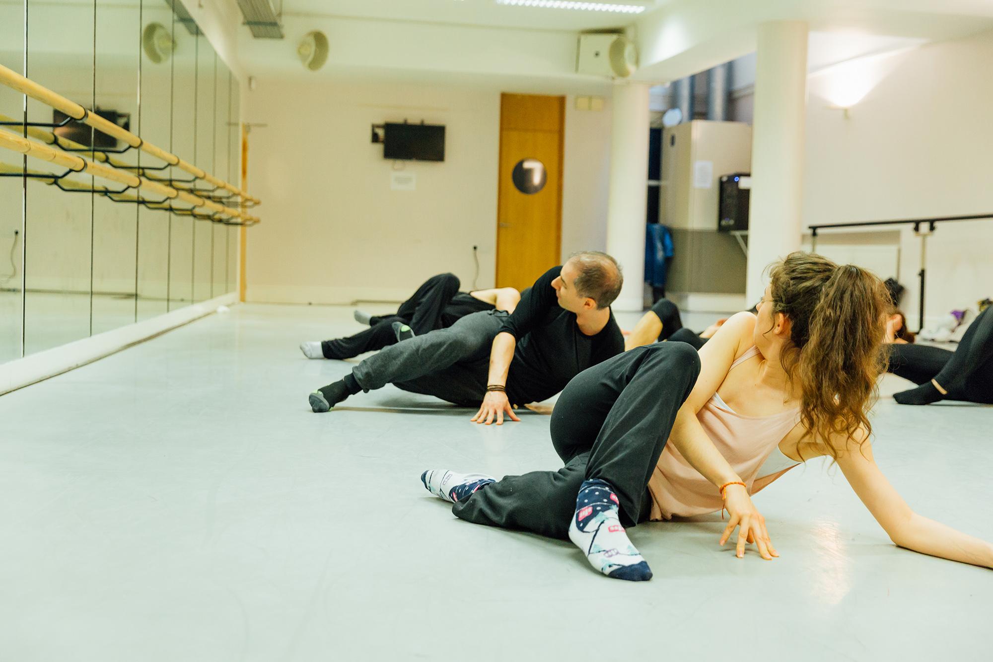 City Academy Contemporary Best Dances for Flexibility