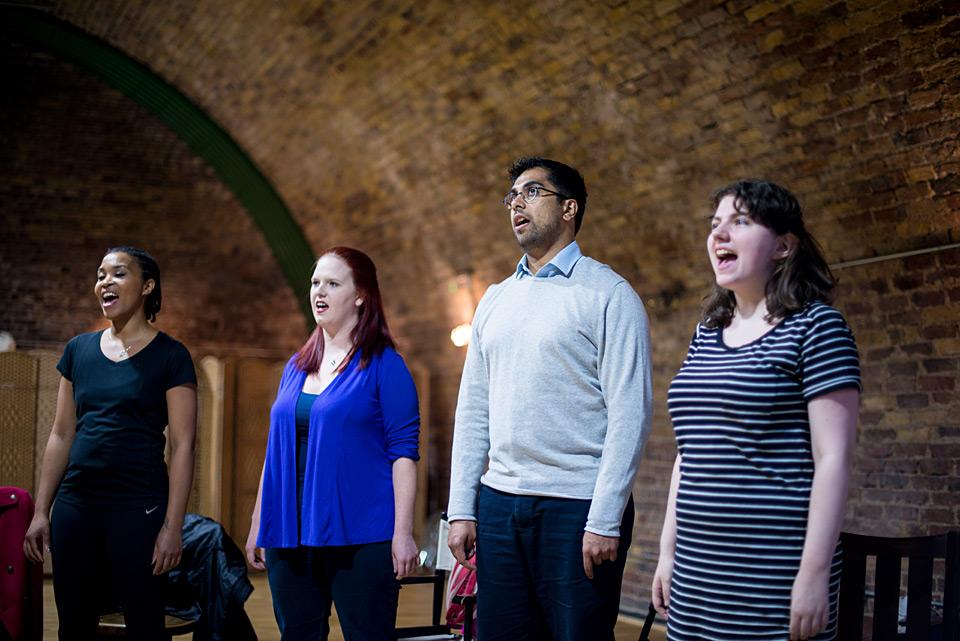 City Academy Vocal Warm Ups Sirens