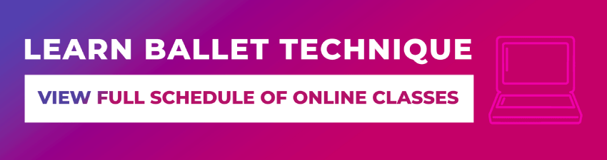 online ballet lessons