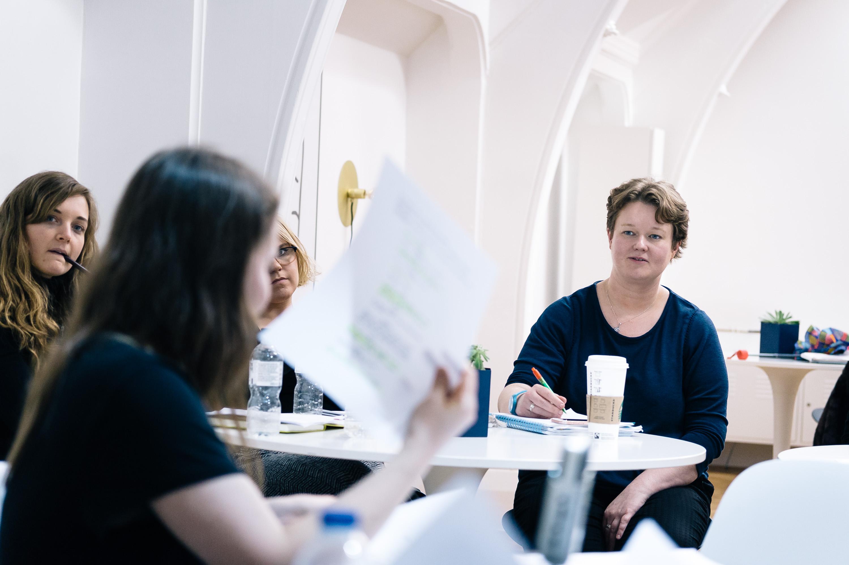 Jon Barton on developing characters - City Academy writing courses