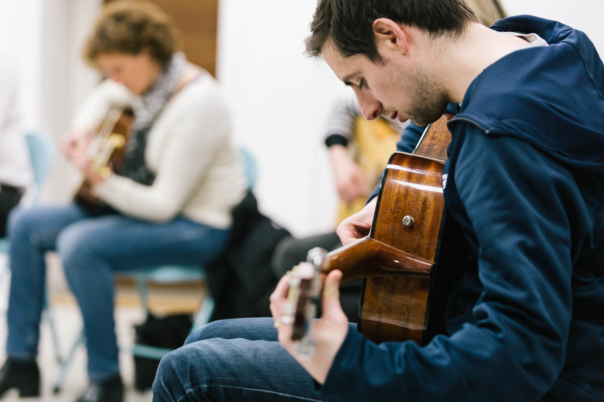 Music Rehearsing Blog - City Academy Music Lessons - London Courses