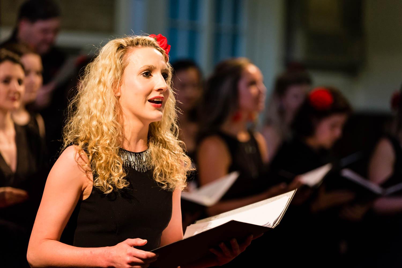 encore choir summer show