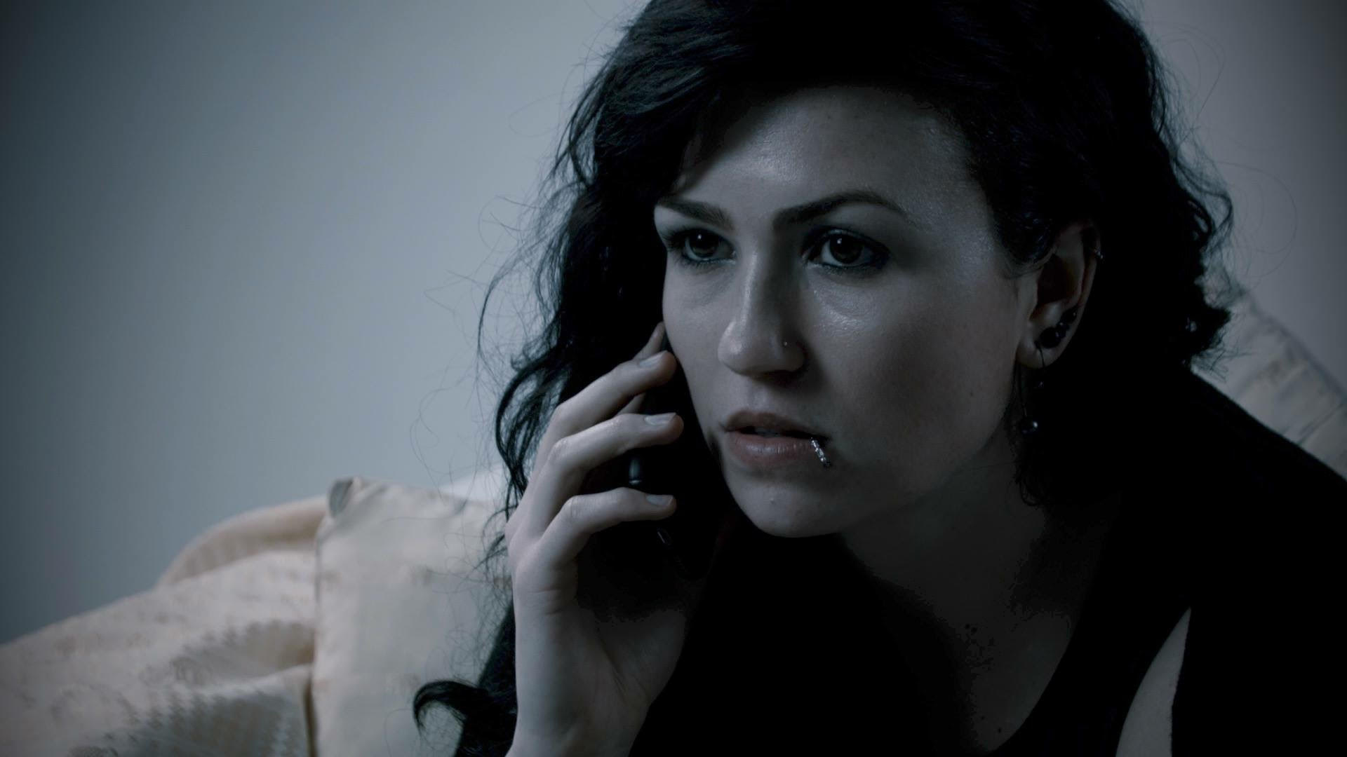 Raffaella short film Bones - City Academt Acting student