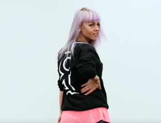 Louise Douglas - City Academy Street Dance Tutor - beginners street dance video tutorials