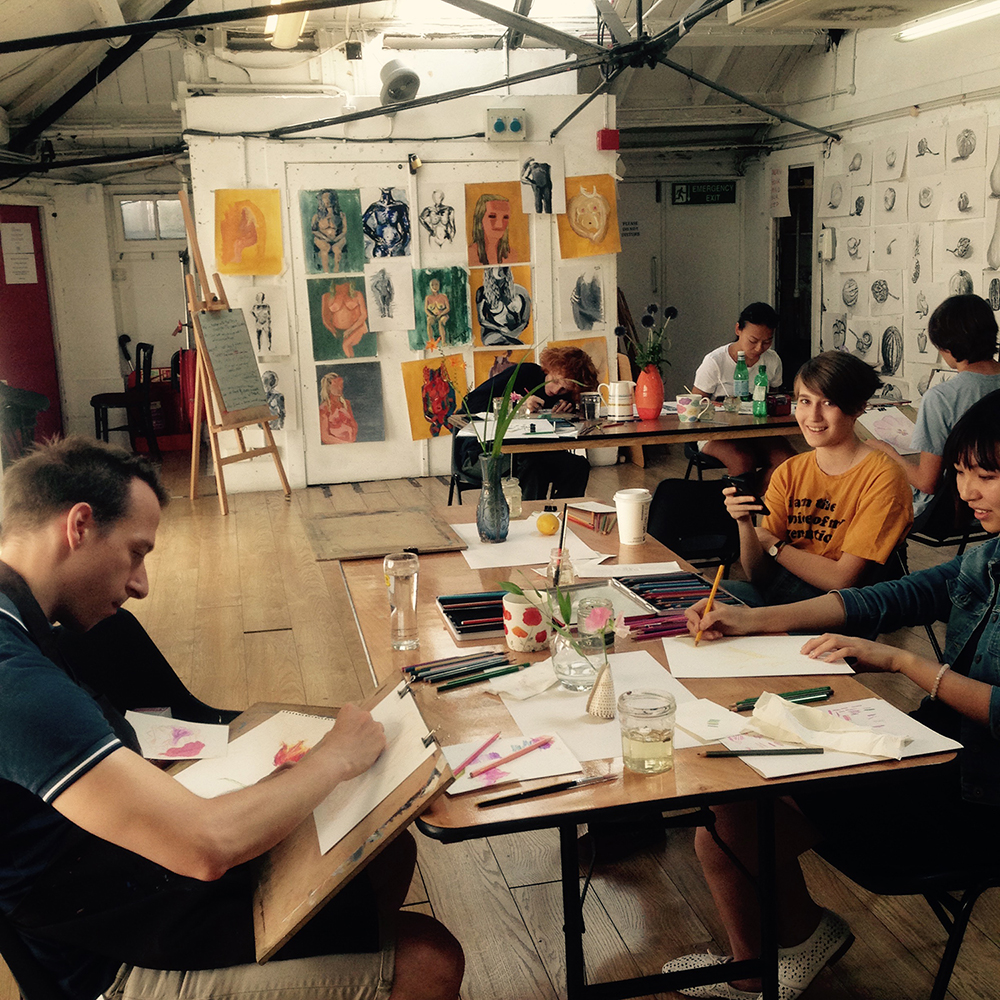 art-summer-school-london