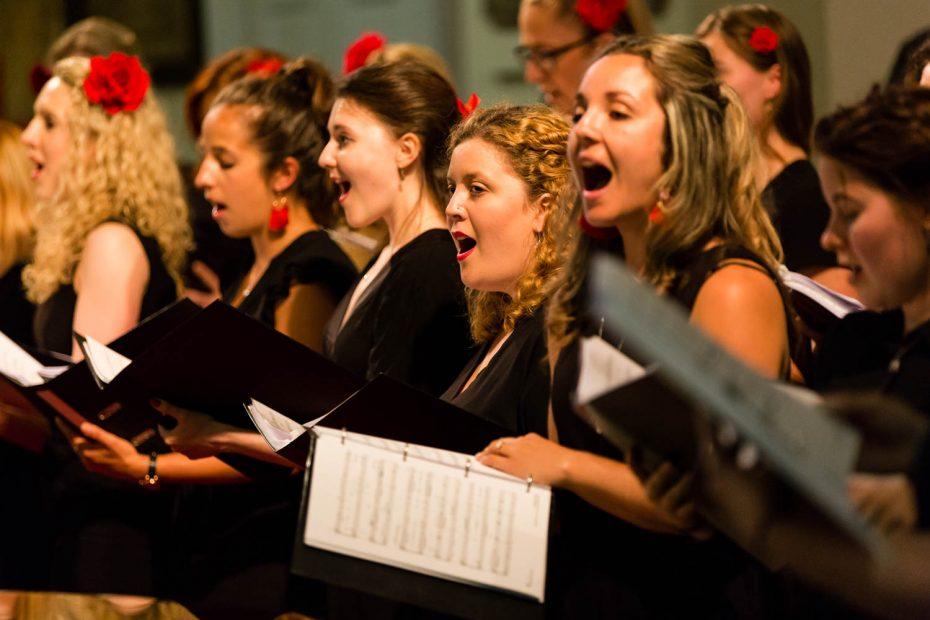 City Academy Encore Choir Members