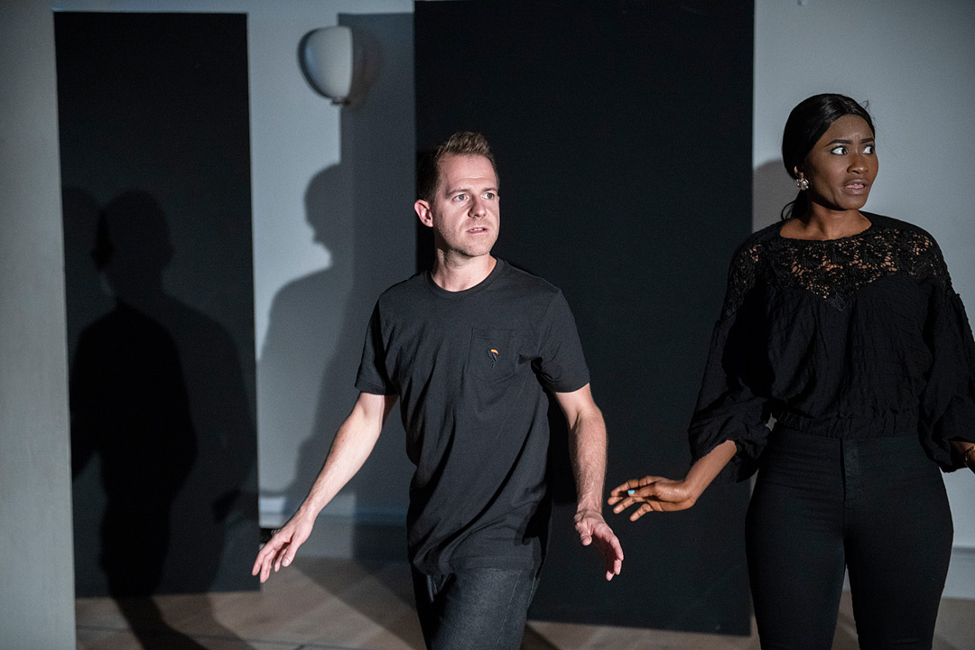 Foundation in Acting at City Academy