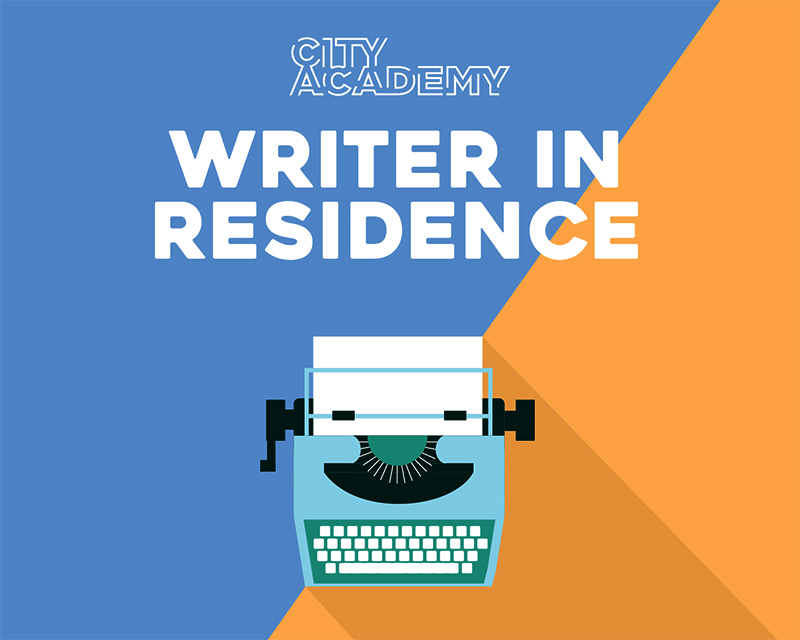 Apply to be our Writer in Residence