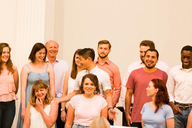 City Academy Amplified Choir