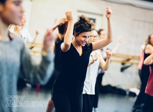 London dance classes at Sadler's Wells