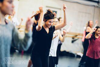 London dance classes at Sadler's Wells