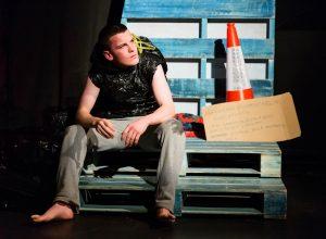 City Academy Actors Company - The Tempest - Caliban