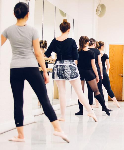 ballet classes clothes