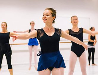 what to wear to your first ballet class