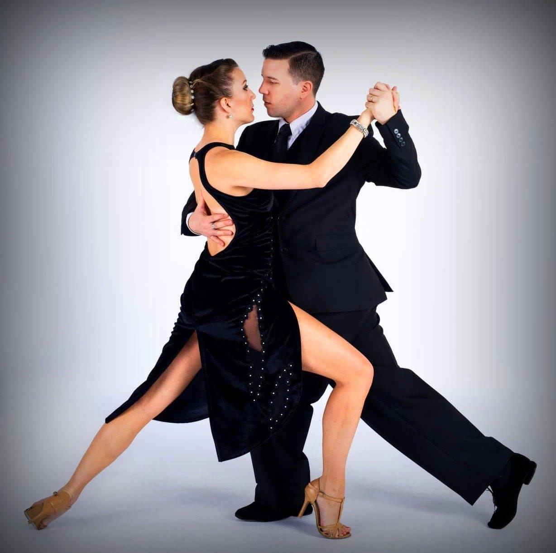 Falling In Love With Tango Dance