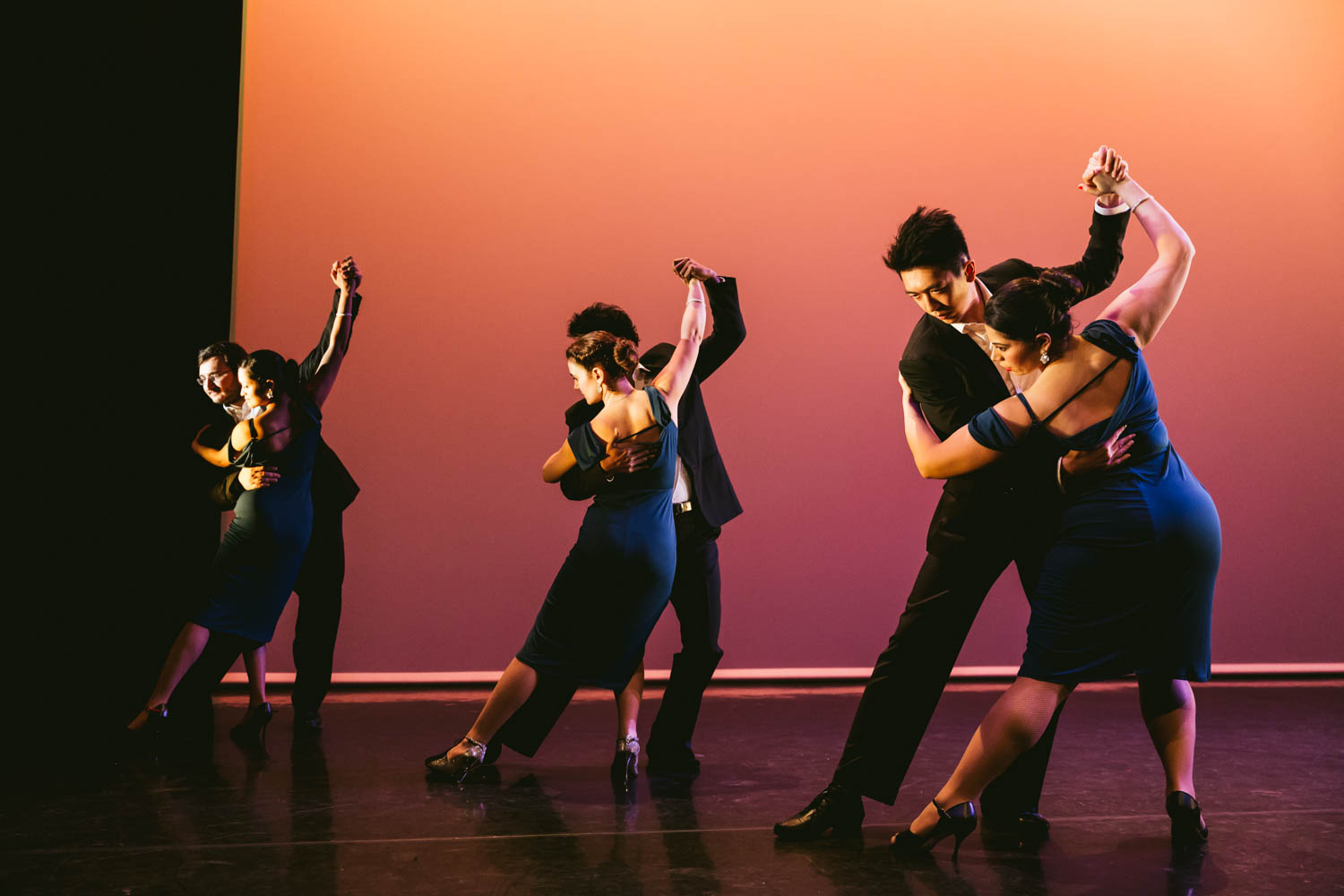 Tango Classes - City Academy