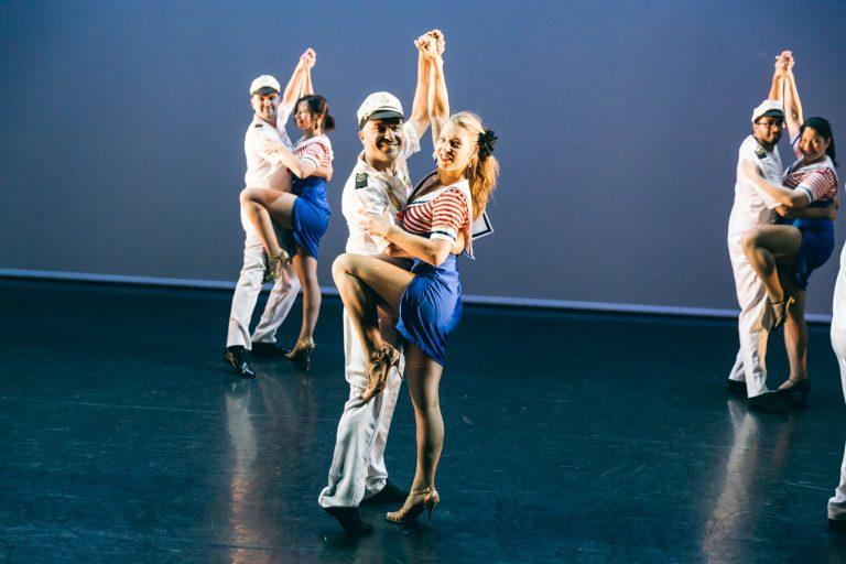 Tango Dance - City Academy