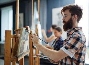 Art Class - City Academy, London