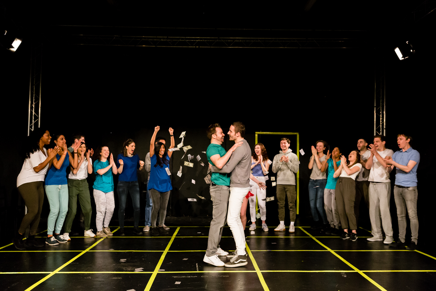 Love and Information - City Academy Actors Company