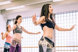 Belly Dance Classes - City Academy