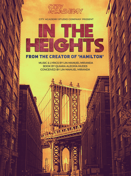 IN THE HEIGHTS   THE BRIDEWELL THEATRE   JUN 2019