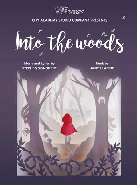 INTO THE WOODS   SHOREDITCH TOWN HALL   JUN 2016