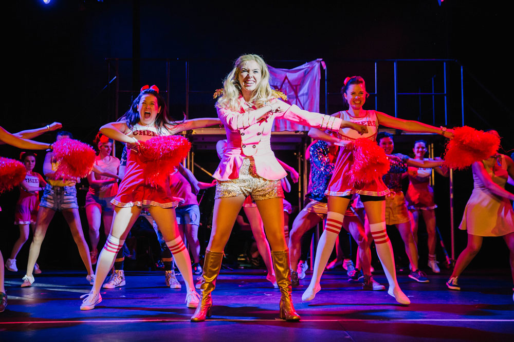 LEGALLY BLONDE   THE POLISH THEATRE   MAY 2017