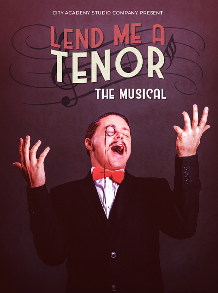 LEND ME A TENOR   THE COURTYARD THEATRE   MAY 2018
