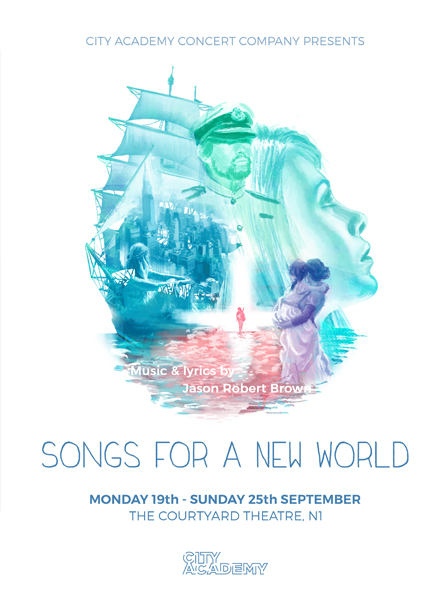 SONGS FOR A NEW WORLD   THE COURTYARD THEATRE   SEP 2016
