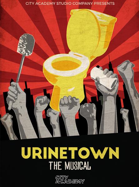 URINETOWN   SHOREDITCH TOWN HALL   NOV 2016
