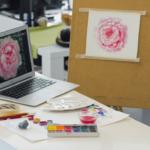 Online Vibrant Watercolours Course