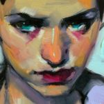 Online Portrait Drawing and Painting Classes