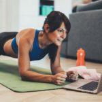 Online Burn on Beat Fitness Class