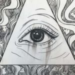 Online Experimentation in Drawing Course